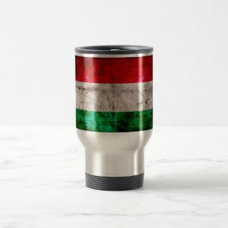Bandeira húngara canecas