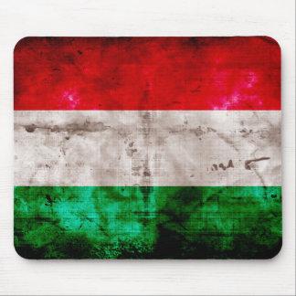 Bandeira húngara mouse pads