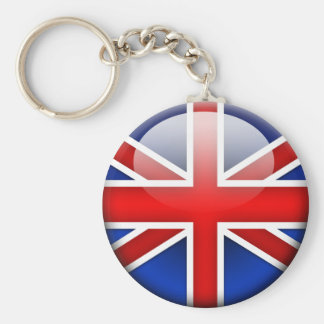 Bandeira inglesa 2,0 chaveiro