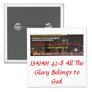 Bandeira inglesa, 42:8 de ISAIAH toda a glória Bel Boton