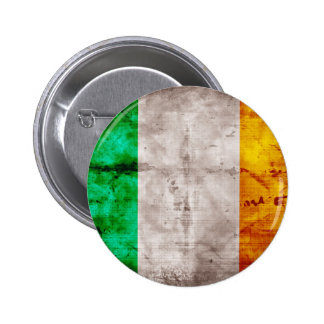 Bandeira irlandesa botons