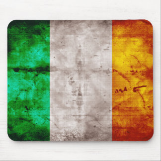 Bandeira irlandesa mousepad