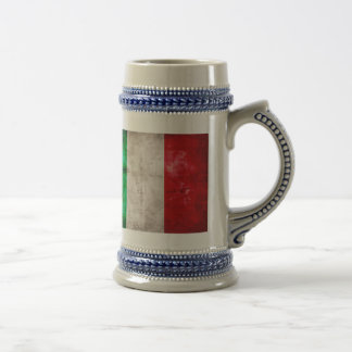 Bandeira italiana canecas