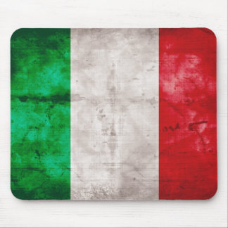 Bandeira italiana mouse pads