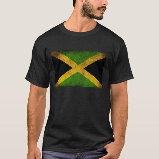 Bandeira Jamaica Camiseta