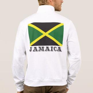 Bandeira jamaicana jaquetas para estampar