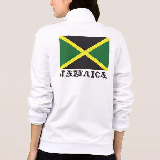Bandeira jamaicana camisetas