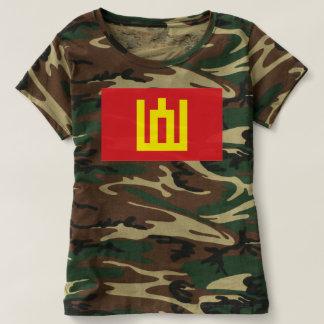 Bandeira lituana do exército - bandeira do camiseta
