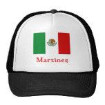 Bandeira mexicana de Marti'nez Bone