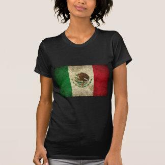 bandeira mexicana tshirt