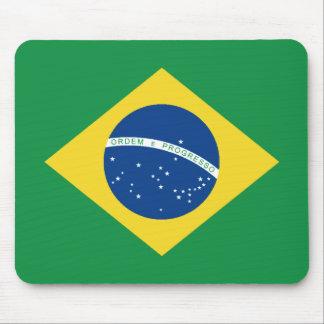 Bandeira Mousepad de Brasil