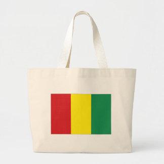 Bandeira nacional da Guiné Bolsas