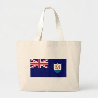 Bandeira nacional de Anguilla Bolsa Para Compras