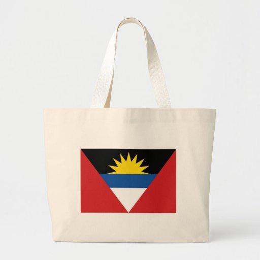 Bandeira nacional de Antígua Barbuda Bolsa Para Compra
