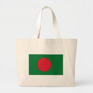 Bandeira nacional de Bangladesh Bolsa De Lona