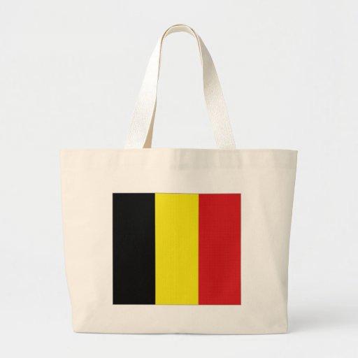 Bandeira nacional de Bélgica Bolsas