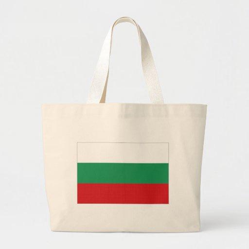 Bandeira nacional de Bulgária Bolsas