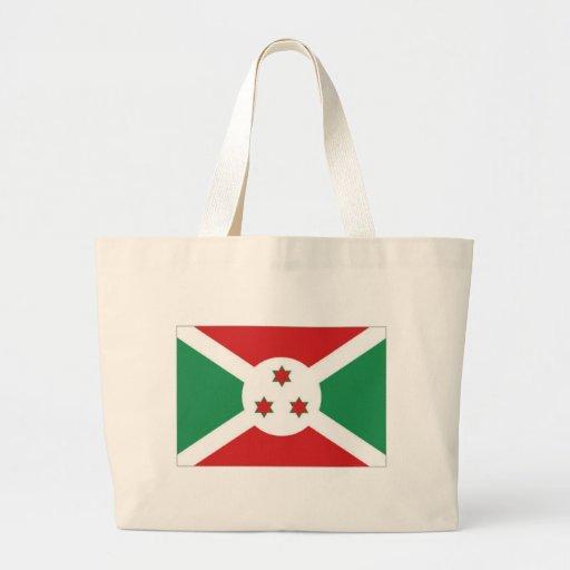 Bandeira nacional de Burundi Bolsas