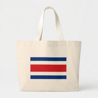 Bandeira nacional de Costa Rica Bolsa Para Compras