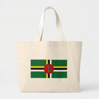 Bandeira nacional de Dominica Bolsas