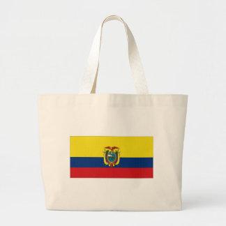 Bandeira nacional de Equador Bolsas