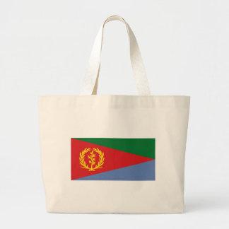 Bandeira nacional de Eritrea Bolsas Para Compras