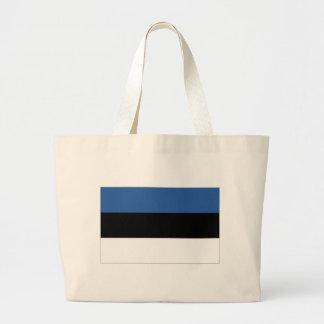 Bandeira nacional de Estónia Bolsa Para Compra