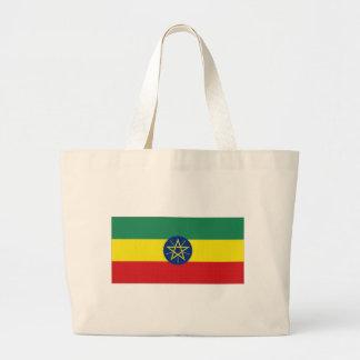 Bandeira nacional de Etiópia Bolsa De Lona