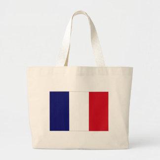 Bandeira nacional de France Bolsa Para Compras