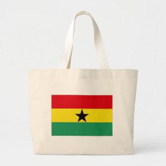 Bandeira nacional de Ghana Bolsas De Lona