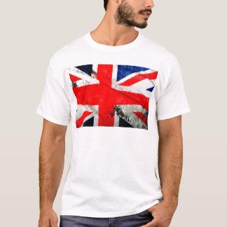 Bandeira nacional de Grâ Bretanha Camiseta