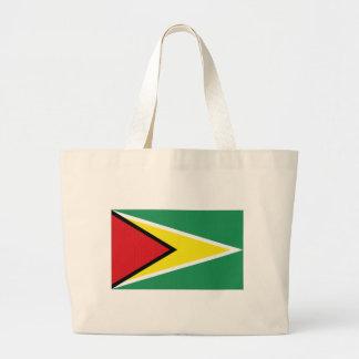 Bandeira nacional de Guyana Bolsas
