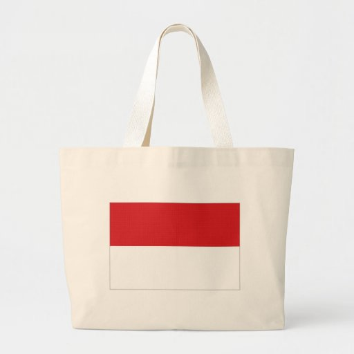 Bandeira nacional de Indonésia Bolsa