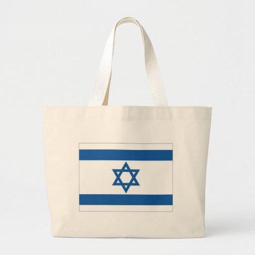 Bandeira nacional de Israel Bolsa De Lona