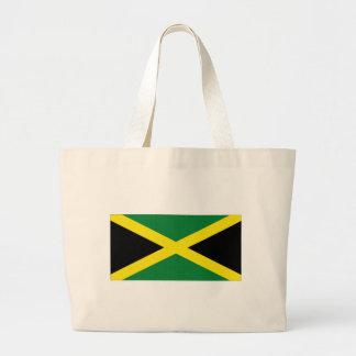 Bandeira nacional de Jamaica Bolsas