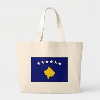 Bandeira nacional de Kosovo Bolsas Para Compras