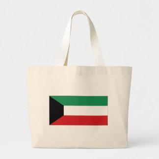 Bandeira nacional de Kuwait Bolsas Para Compras
