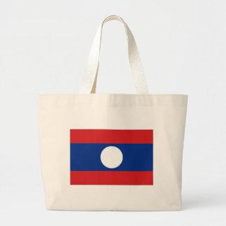 Bandeira nacional de Laos Bolsa Para Compra