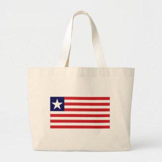 Bandeira nacional de Liberia Bolsa
