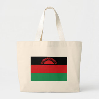 Bandeira nacional de Malawi Bolsas Para Compras