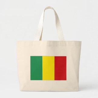 Bandeira nacional de Mali Bolsas Para Compras