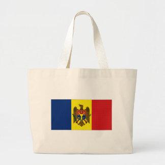 Bandeira nacional de Moldova Bolsa