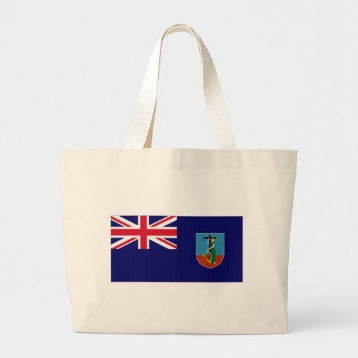 Bandeira nacional de Montserrat Bolsa De Lona