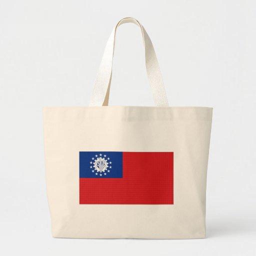 Bandeira nacional de Myanmar Bolsa
