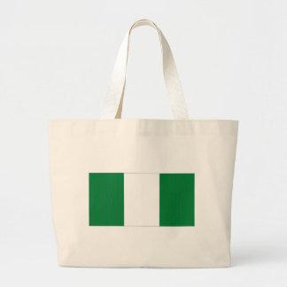 Bandeira nacional de Nigéria Bolsa