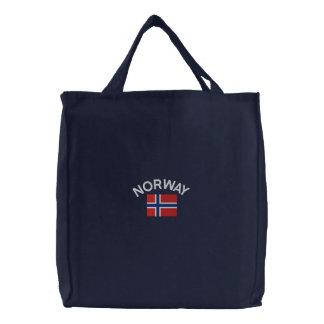 Bandeira nacional de Noruega Bolsa