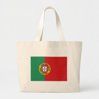 Bandeira nacional de Portugal Bolsa Para Compras