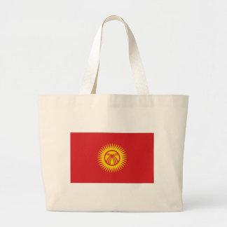 Bandeira nacional de Quirguistão Bolsa