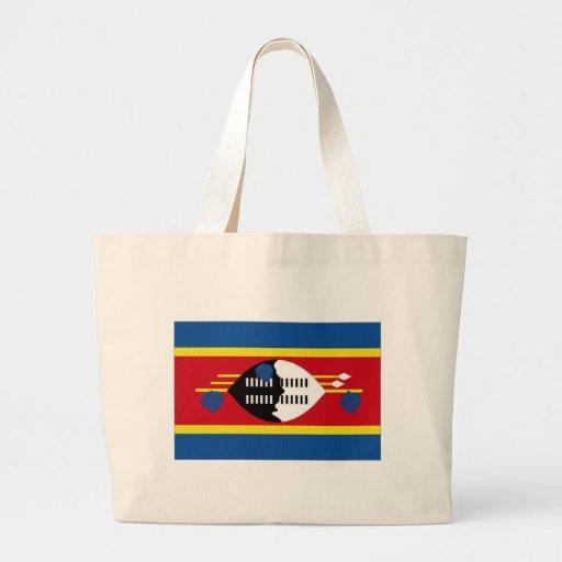 Bandeira nacional de Suazilândia Bolsas