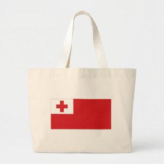 Bandeira nacional de Tonga Bolsas Para Compras